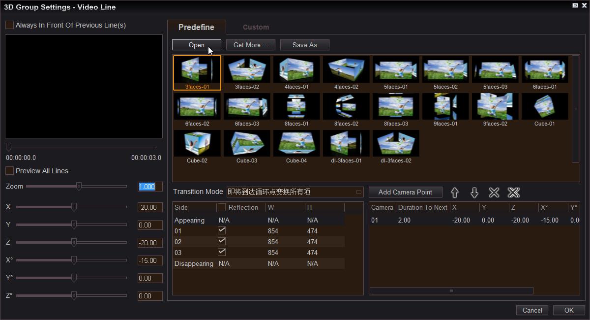 3d video creator free