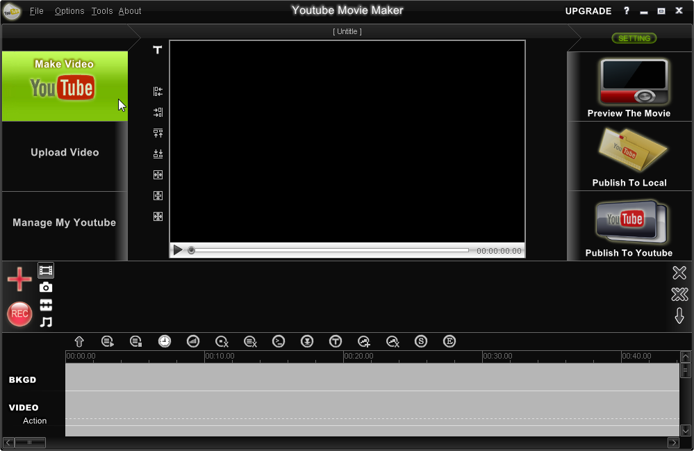 creador pel cula youtube youtube movie maker por