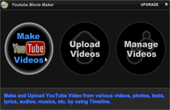 screenshots of promote youtube videos
