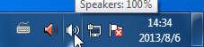 right click windows audio icon