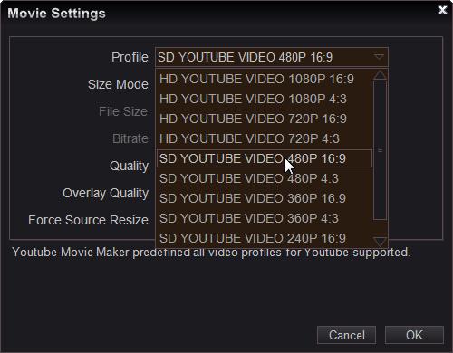 video editor yt